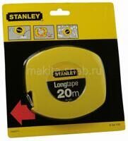 "Рулетка Stanley ""Long Tape"", 20 м * 9.5 мм STANLEY 0-34-105"